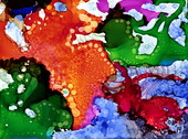 Alcohol Ink Painting 2 (thumbnail)
