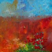 Poppies on the Golan (thumbnail)